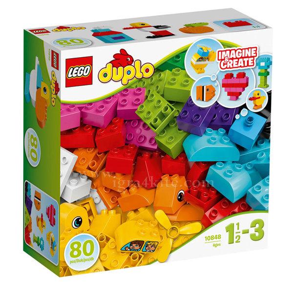 Lego 10848 Duplo - Моите първи блокчета