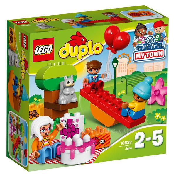 Lego 10832 Duplo My Town - Парти за рожден ден
