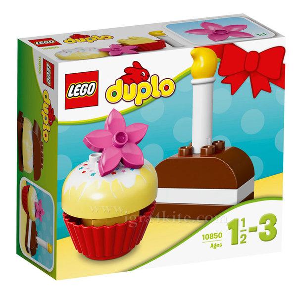 Lego 10850 Duplo - Моите първи сладкиши