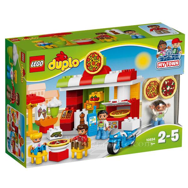 Lego 10834 Duplo My Town - Пицария