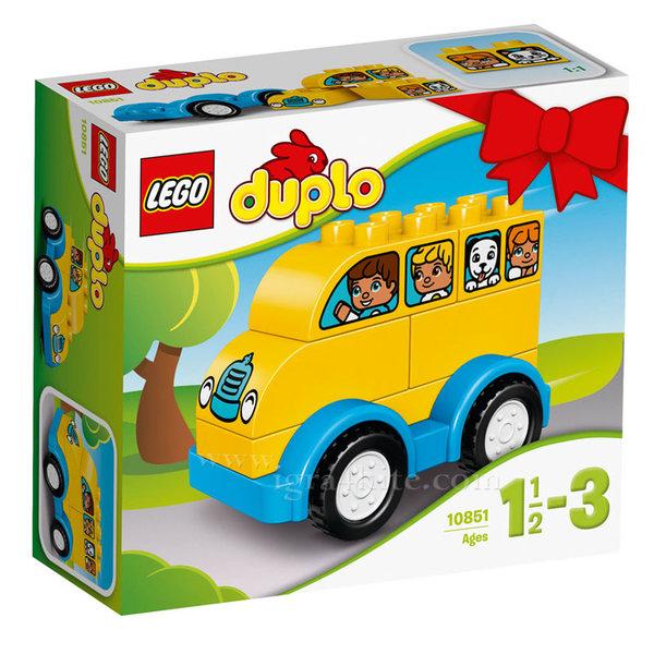 Lego 10851 Duplo - Моят първи автобус