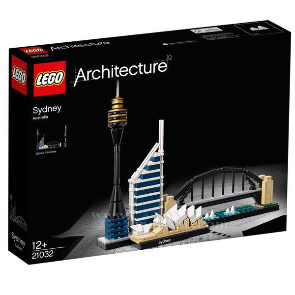 Lego 21032 Архитектура - Сидни