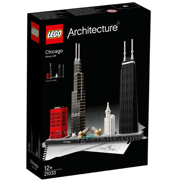 Lego 21033 Архитектура - Чикаго