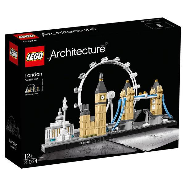 Lego 21034 Архитектура - Лондон