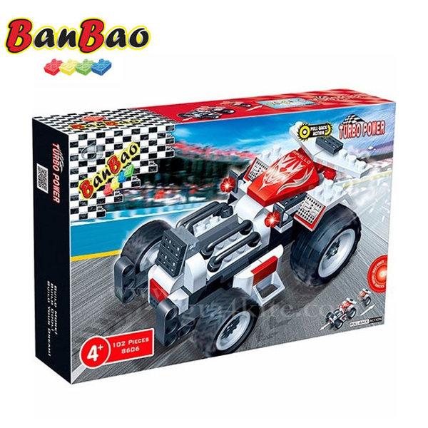 BanBao - Строител 5+ Автомобил Apolo 8606