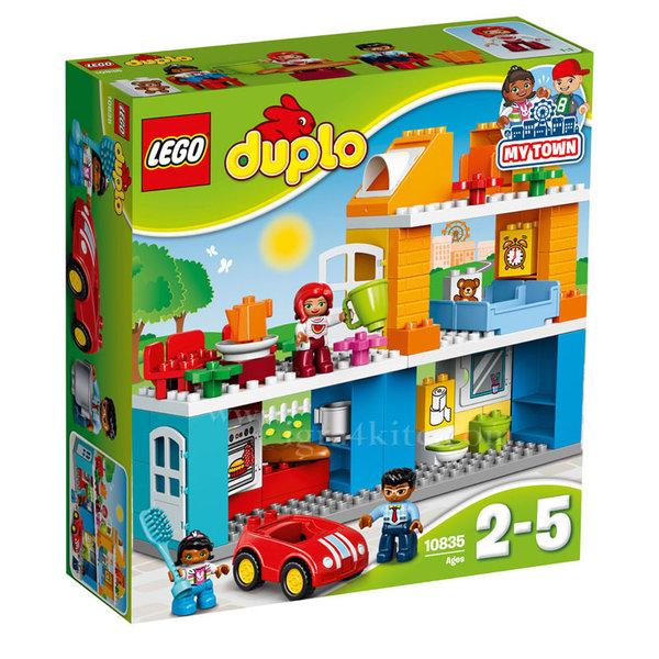 Lego 10835 Duplo My Town - Семейна къща