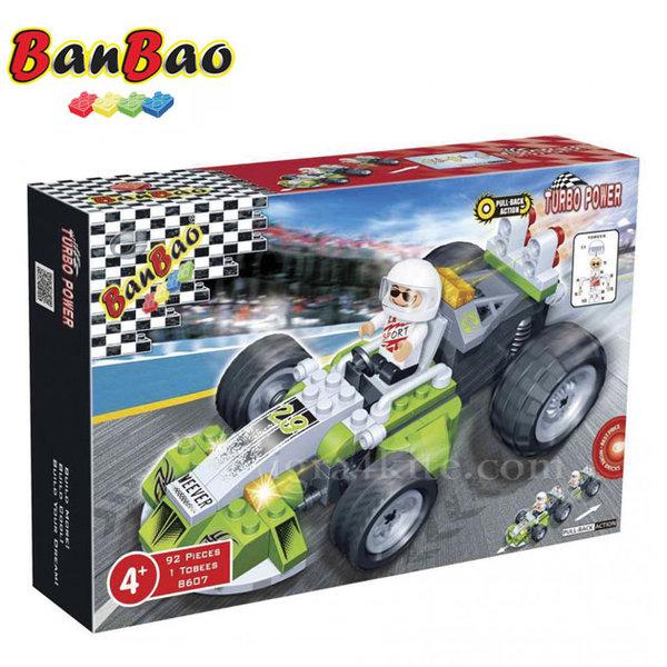 BanBao - Строител 5+ Автомобил Meever 8607