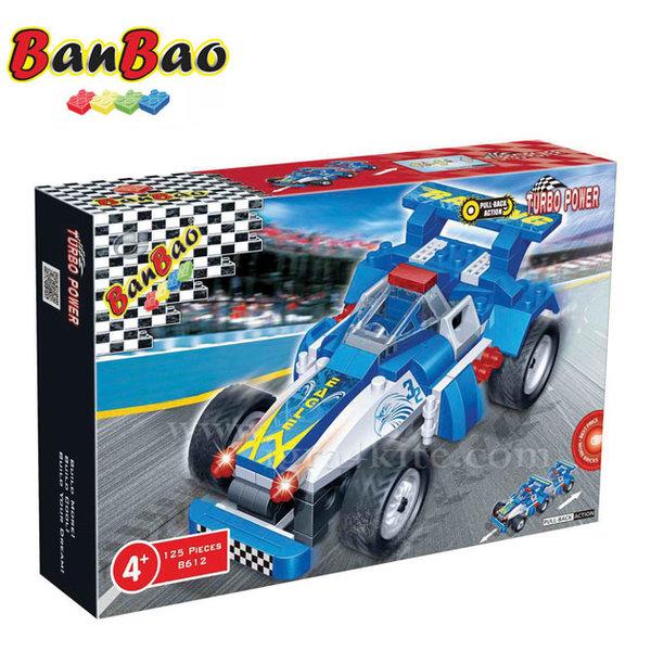 BanBao - Строител 5+ Автомобил Орел 8612