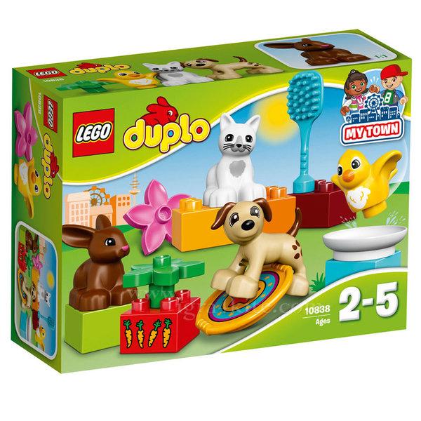 Lego 10838 Duplo My Town - Домашни любимци