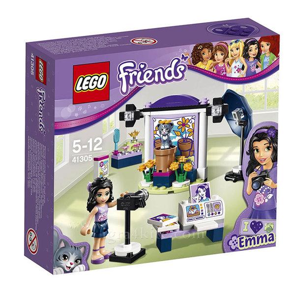 Lego 41305 Friends - Фотостудиото на Ема