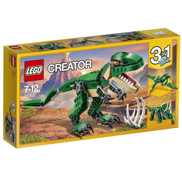 Lego 31058 Creator - Могъщите динозаври