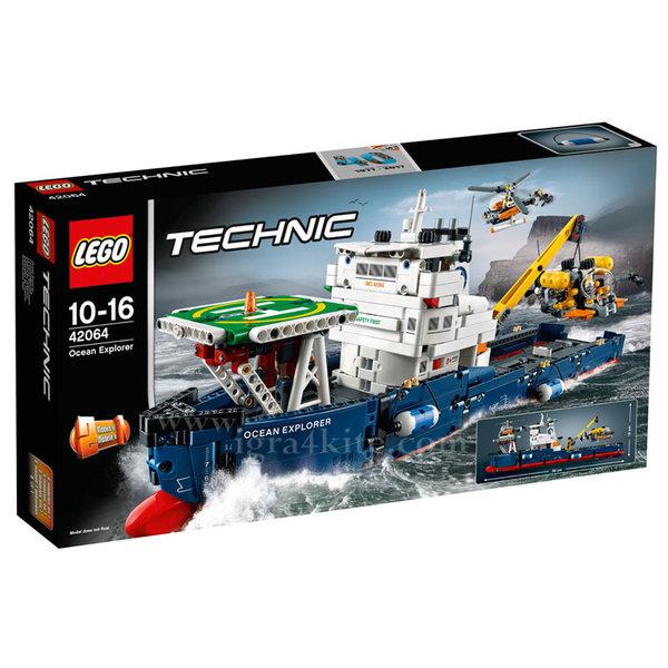 Lego 42064 Technic - Океански изследовател