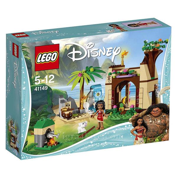 Lego 41149 Disney - Островното приключение на Ваяна