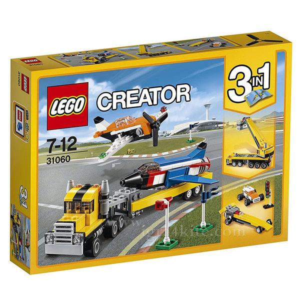 Lego 31060 Creator - Самолети за авиошоу