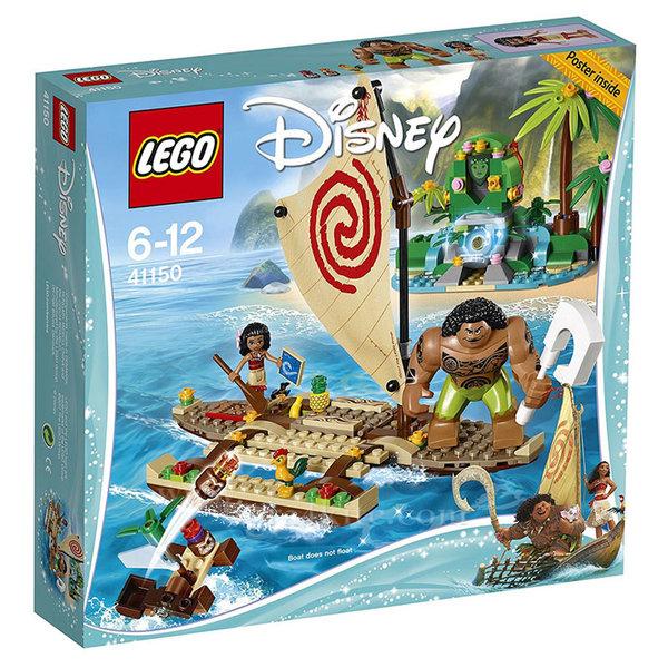 Lego 41150 Disney - Океанското пътешествие на Ваяна