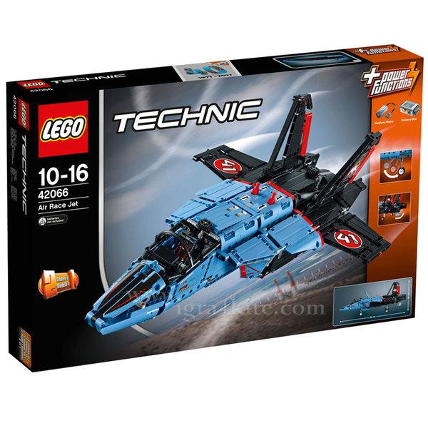 Lego 42066 Technic - Реактивен самолет за състезания