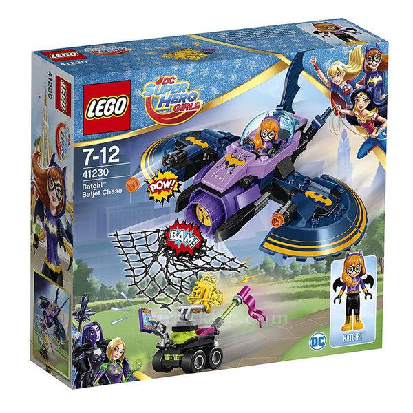 Lego 41230 Super Hero Girls - Батгърл преследване с Батджет