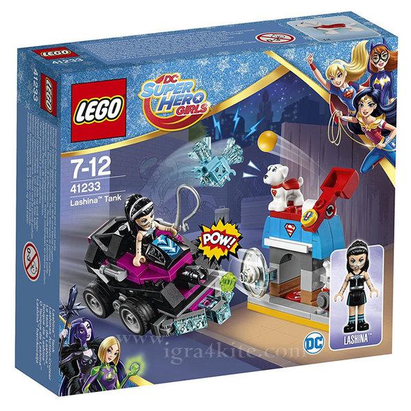 Lego 41233 Super Hero Girls - Танкът на Лашина