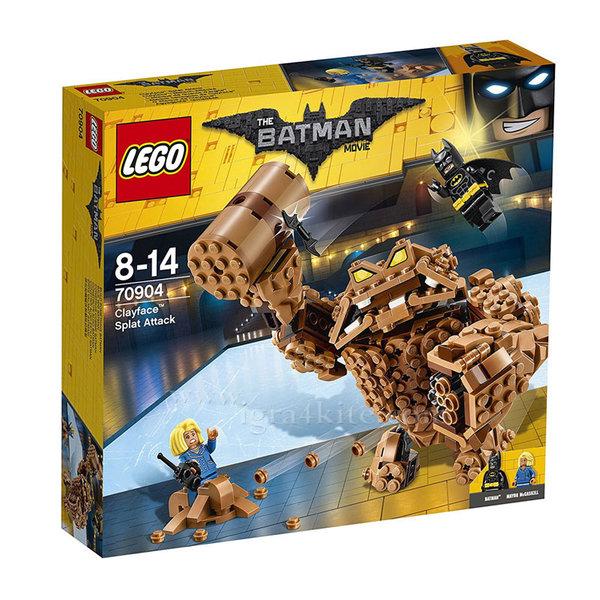 Lego 70904 Batman - Глиненото лице Размазване
