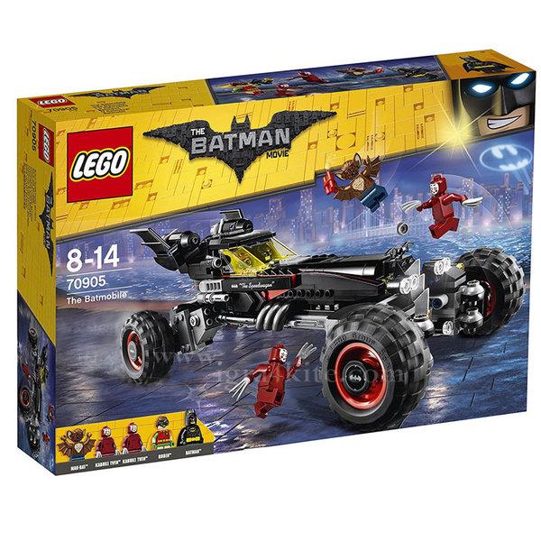 Lego 70905 Batman - Батмобилът
