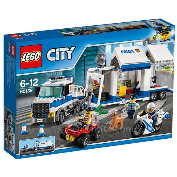 Lego 60139 City - Мобилен команден център