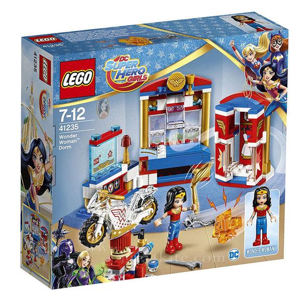 Lego 41235 Super Hero Girls - Общежитието на Жената чудо
