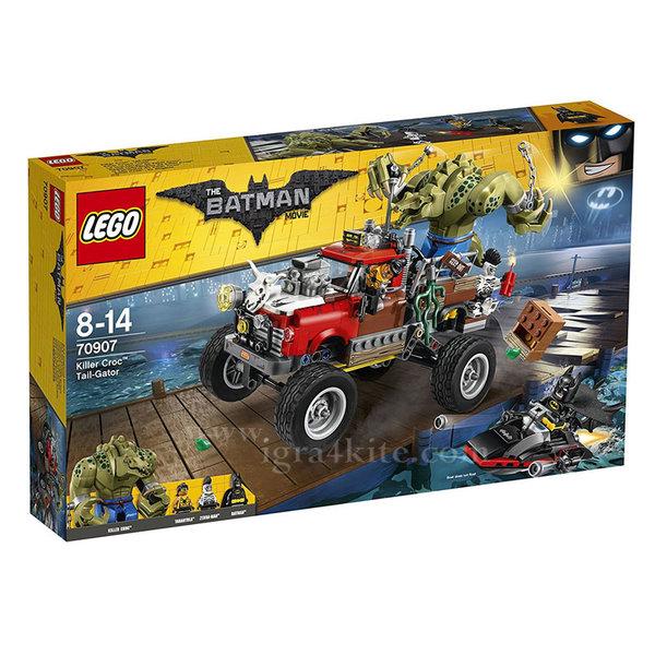 Lego 70907 Batman - Килър Крок Опашата кола