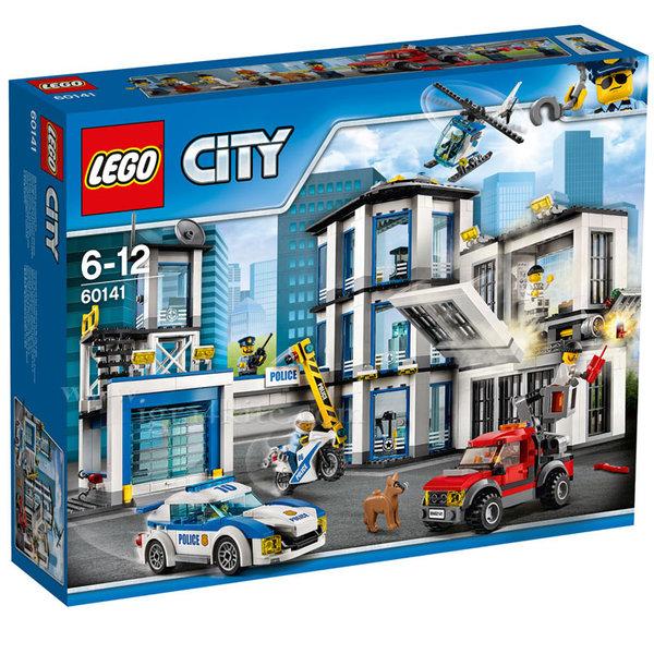 Lego 60141 City - Полицейски участък