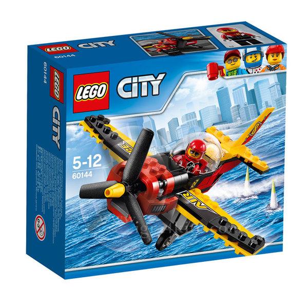 Lego 60144 City - Състезателен самолет