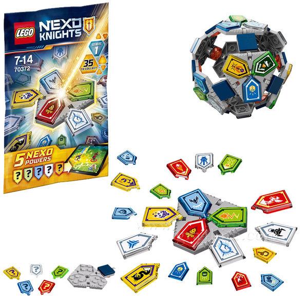 Lego 70372 Nexo Knights - Комбо НЕКСО сили Вълна 1
