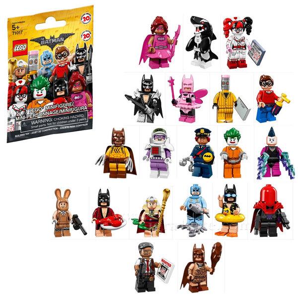 Lego 71017 Batman - Случайна мини фигурка Батман