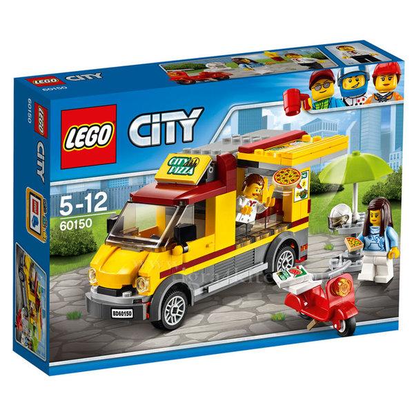 Lego 60150 City - Пица бус