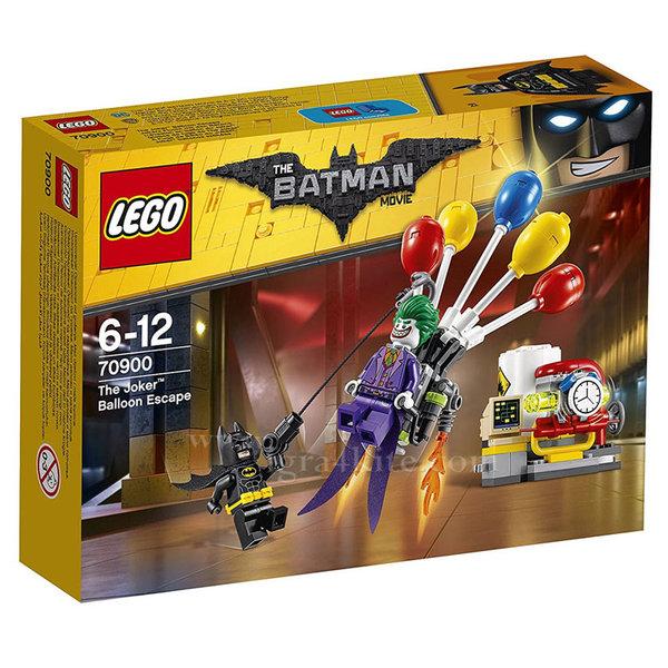 Lego 70900 Batman - Бягството с балон на Жокера