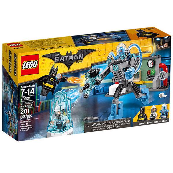 Lego 70901 Batman - Леденото нападение на Мистър Фрийз