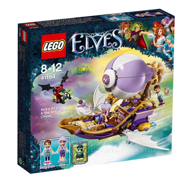 Lego 41184 Елфи - Дирижабълът на Айра и преследването на амулета