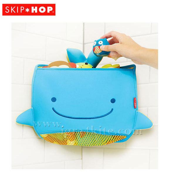 Skip Hop - Оргнайзер за играчки за баня Рибка 235014