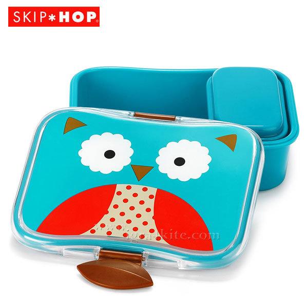 Skip Hop - Кутия за храна Бухалчето Отис 252475