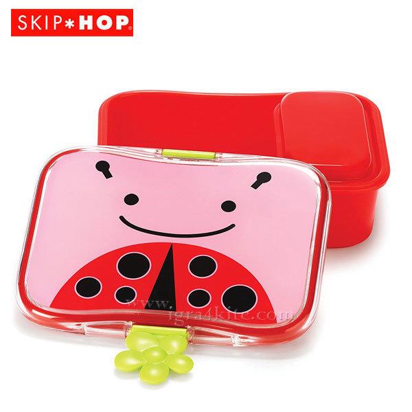 Skip Hop - Кутия за храна Калинката Ливи 252477