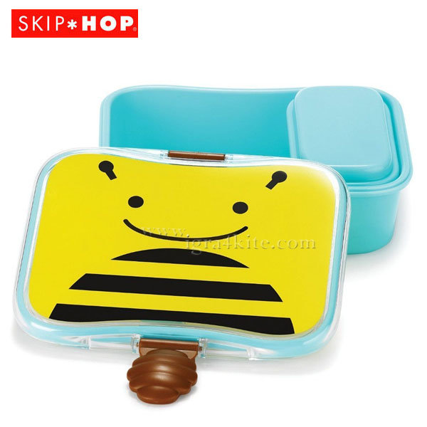 Skip Hop - Кутия за храна Пчеличката Бруклин 252479