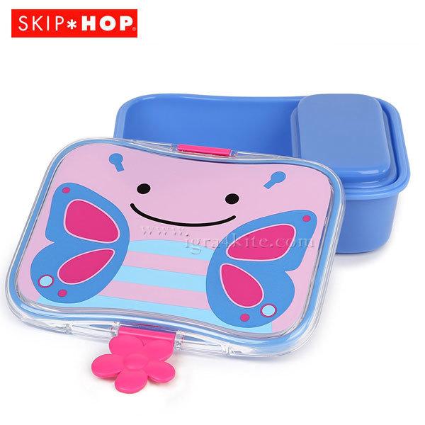 Skip Hop - Кутия за храна Пеперудката Блосъм 252481