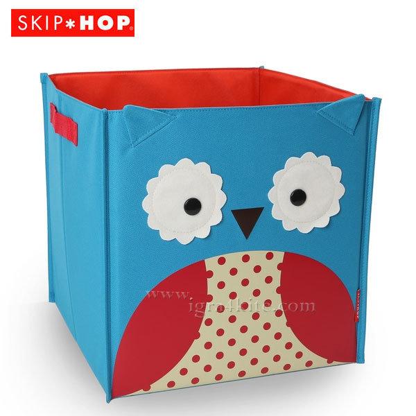 Skip Hop - Детски сгъваем кош за играчки Бухалчето Отис 292104