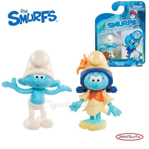 The Smurfs - Комплект фигурки Смърфчета 2 броя 96562