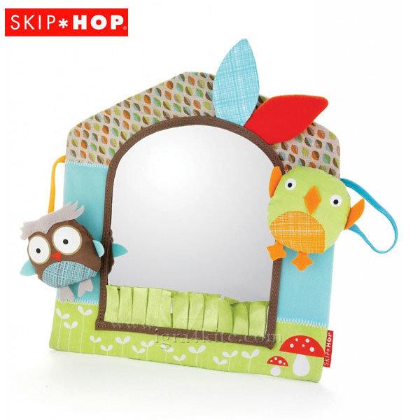 Skip Hop - Мека играчка с огледало Приятели 307502