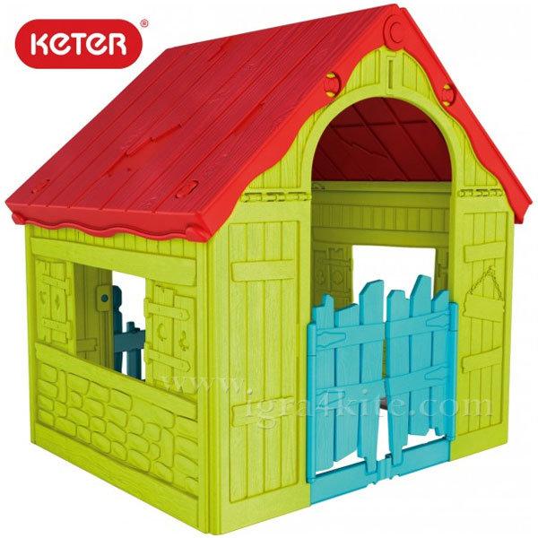 Keter - Детска къща за игра Wonderfold 228445