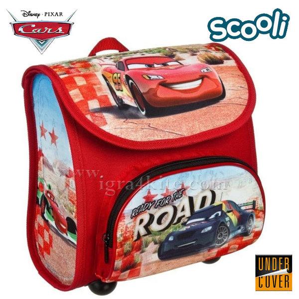 Scooli Disney Cars - Раница за детска градина Колите 26284