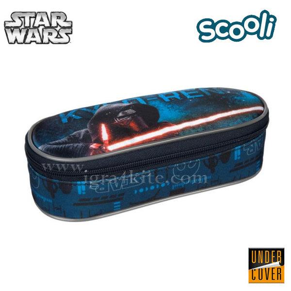Scooli Star Wars - Ученически несесер Междузвездни войни 26486