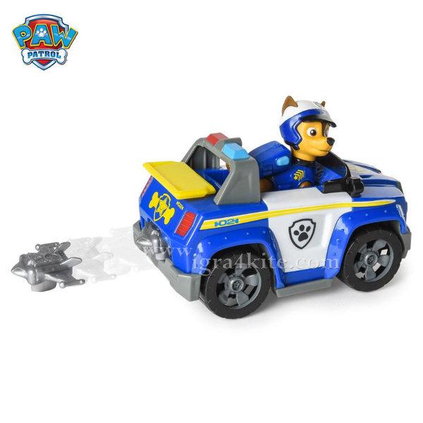 Paw Patrol - Полицейската кола на Чейс Patrol Cruiser 20318