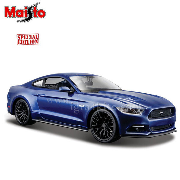 Maisto Tech SP Edition - Кола NEW FORD MUSTANG 1:24 31506