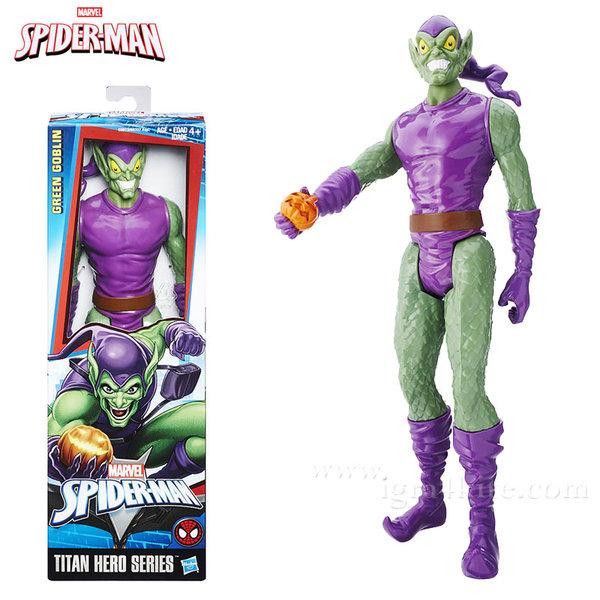 Hasbro - Spider Man Екшън фигура 30см Green Goblin b9707