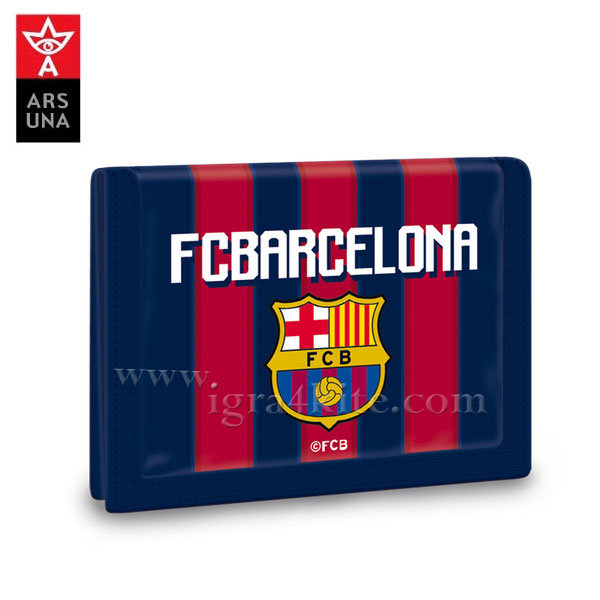 FC Barcelona 2017 - Детско портмоне Барселона Ars Una 92478015